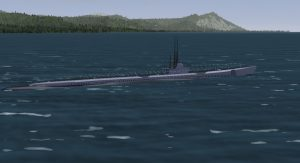 Submarine tests