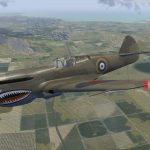 Helijah's P-40 improved
