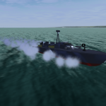 PT-Boat at Speed