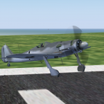 FW190 D9 in early stages
